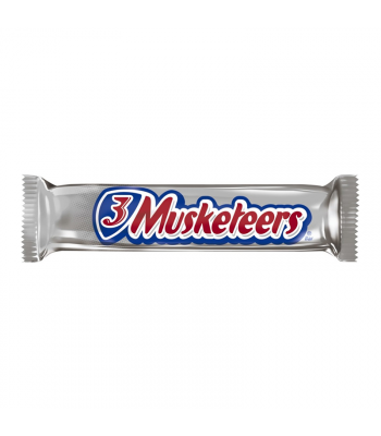 3 Musketeers Chocolate Bar 1.92oz (54g)