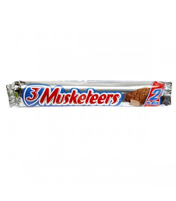 3 Musketeers Kingsize Chocolate Bar 2.83oz Chocolate, Bars & Treats 3 Musketeers