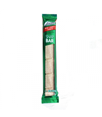 Andes Easter Mint Cookie Crunch Snap Bar - 1.5oz (43g) Sweets and Candy