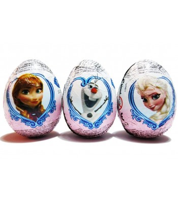 Clearance Special - Disney Frozen Chocolate Egg (20g) **Best Before: September 17** Clearance Zone