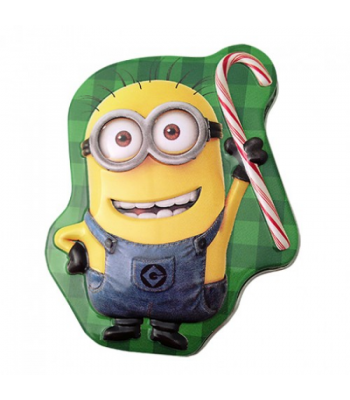 Clearance Special - Minions Holiday Sweets Candy Tins 1.5oz (43g) Clearance Zone