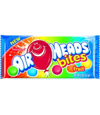 Airheads Bites - Fruit - 2oz (57g) Soft Candy Airheads