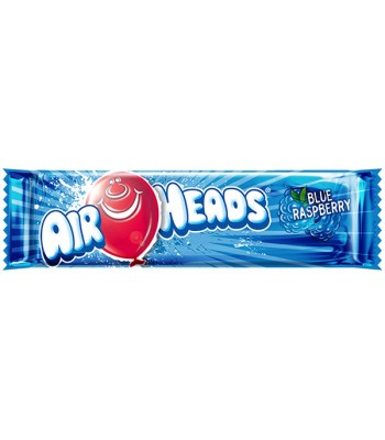 Airheads - Blue Raspberry - 15.6g Sweets and Candy Airheads
