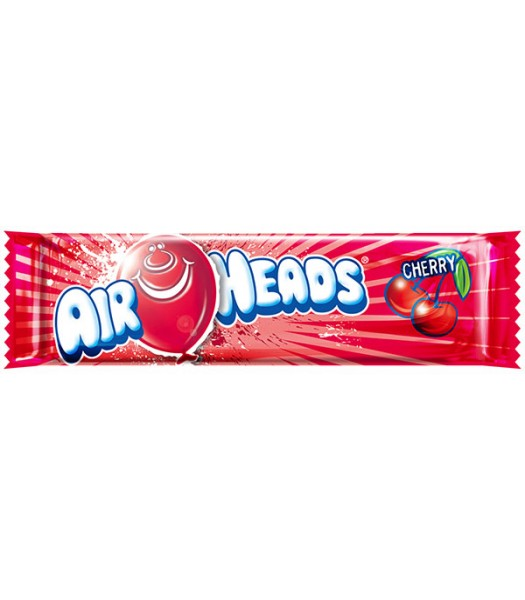 Airheads - Cherry - 15.6g Soft Candy AirHeads