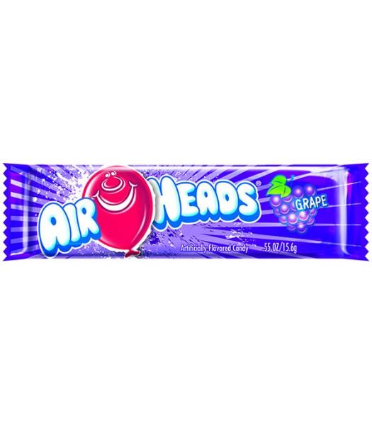 Airheads Grape 15.6g  Soft Candy Airheads