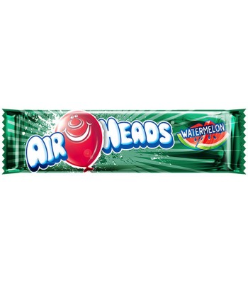 Airheads - Watermelon - 15.6g Soft Candy AirHeads