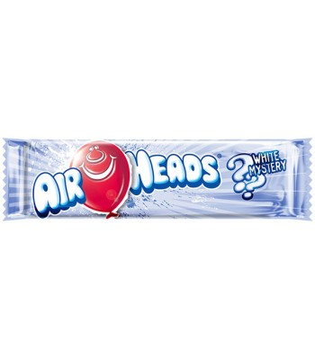 Airheads - White Mystery - 15.6g  Soft Candy AirHeads