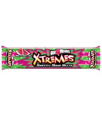 Airheads - Xtreme Watermelon Belts - 57g Soft Candy AirHeads