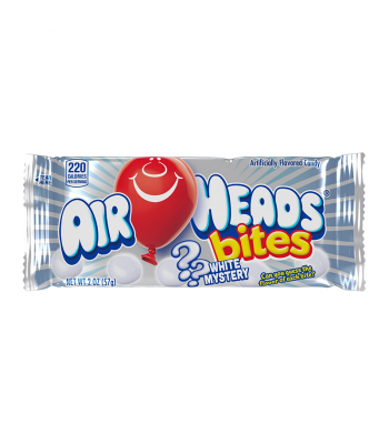 Clearance Special - Airheads Bites White Mystery 2oz (57g) **Best Before: February 21** Clearance Zone