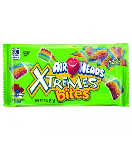 Airheads Xtremes Bites - Rainbow Berry - 2oz (57g)
