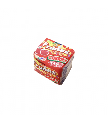 Albert's Frunas Fruit Chews Cherry 4pc - 0.35oz (10g) Sweets and Candy