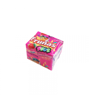 Alberts Frunas Sour Strawberry - 0.35 oz (18g) Sweets and Candy
