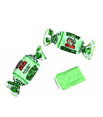 Alberts - Green Apple Fruit Chews x 10 Sweets and Candy