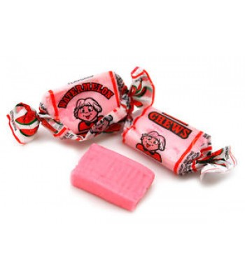 Alberts - Watermelon Fruit Chews x 10 Sweets and Candy