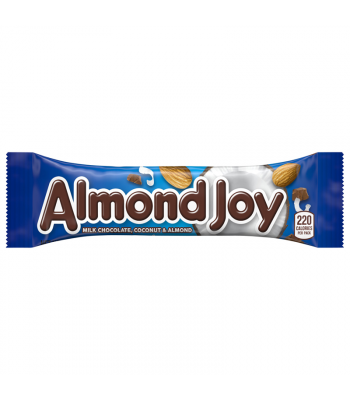 Hershey's Almond Joy Bar 1.61oz (45g) Chocolate, Bars & Treats Hershey's