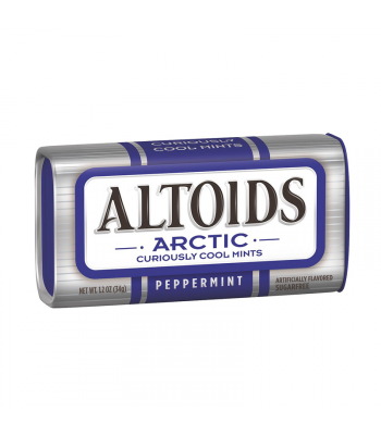 Altoids Arctic Peppermint - 1.2oz (34g) Sweets and Candy Altoids