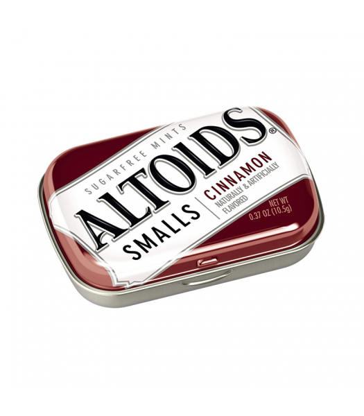 Altoids Smalls Cinnamon - 0.37oz (10.5g) Sweets and Candy Altoids