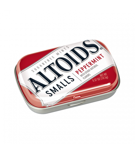 Altoids Smalls Peppermint - 0.37oz (10.5g) Sweets and Candy Altoids