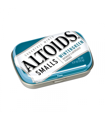 Altoids Smalls Wintergreen - 0.37oz (10.5g) Sweets and Candy Altoids