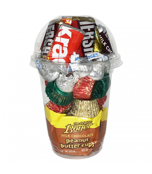American Chocolate Candy Cup Sweets and Candy American Fizz
