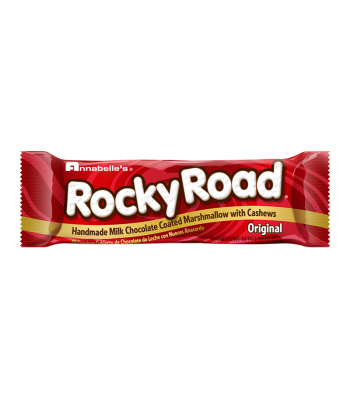 Annabelle's Rocky Road - 1.82oz (51g) Chocolate, Bars & Treats Annabelle