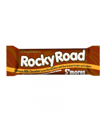 Annabelle's Rocky Road S'mores 1.64oz (46g) Chocolate, Bars & Treats Annabelle