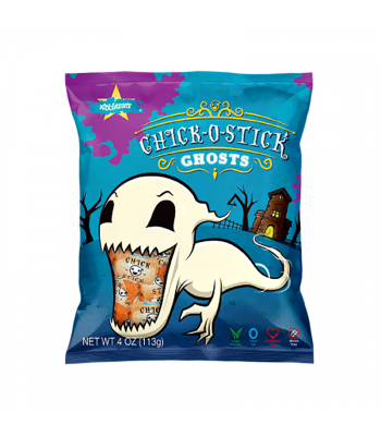 Atkinson's Chick-O-Stick Ghosts 4oz (113g) [ Halloween Limited Edition ]  Sweets and Candy