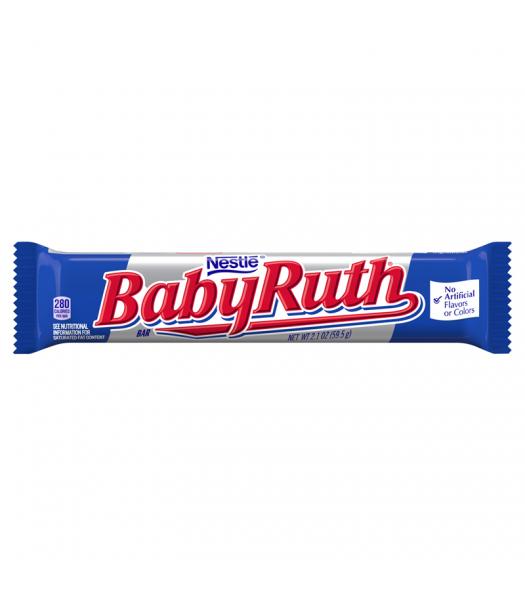Nestle Baby Ruth 2.1oz (59.5g) Chocolate, Bars & Treats Nestle