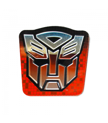 Clearance Special - Transformer Autobot Shield Collector Tin w/ Candy (Best Before: August 2016) Clearance Zone