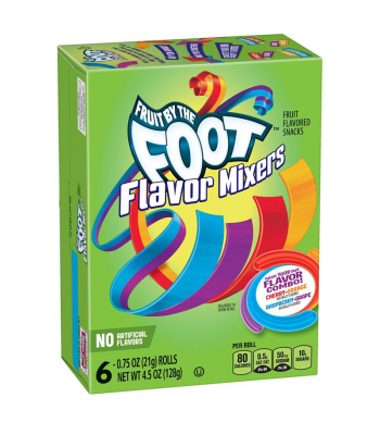 Betty Crocker Fruit By The Foot Flavor Mixers - 4.5oz (128g)
