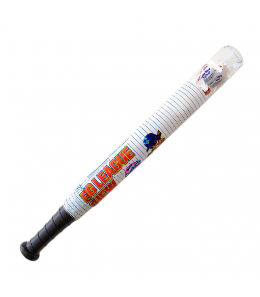 Big League Chew Gumball Filled Baseball Bat - 2.9oz (82g) Sweets and Candy Big League Chew
