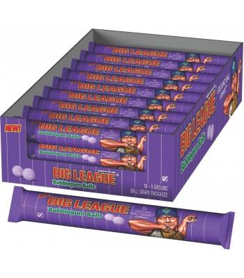 Big League Chew Grape Gumball Tube 5 Piece Bubble Gum Big League Chew