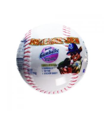 Big League Chew Baseball Bubblegum  Bubble Gum Big League Chew