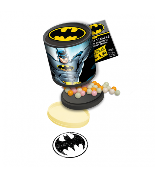 Batman Candy Filled Stamper (20g) Sweets and Candy