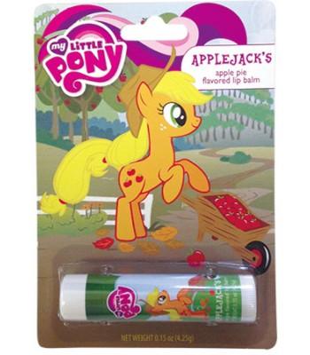 My Little Pony Applejack's - Apple Pie Lip Balm 0.15oz (4.25g) Novelty Candy