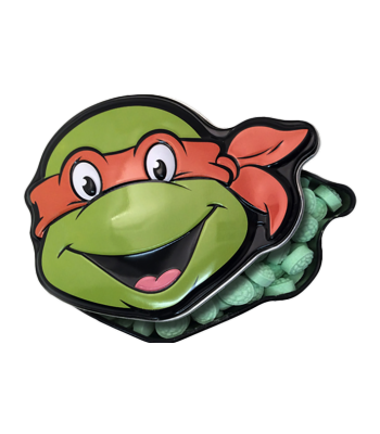 TMNT Watermelon Shell Sours 0.9oz (25.5g) Novelty Candy