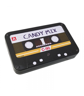 Candy Mix Cassette Tin 1.3oz (37g) Sweets and Candy Boston America