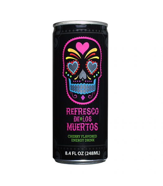 Clearance Special - Refresco De Los Muertos 8.4oz (248ml) **Best Before:  May 2019** Clearance Zone