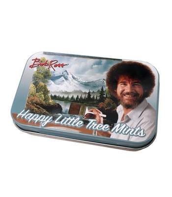 Bob Ross Happy Little Tree Mints - 1.5oz (42.5g) Sweets and Candy Boston America