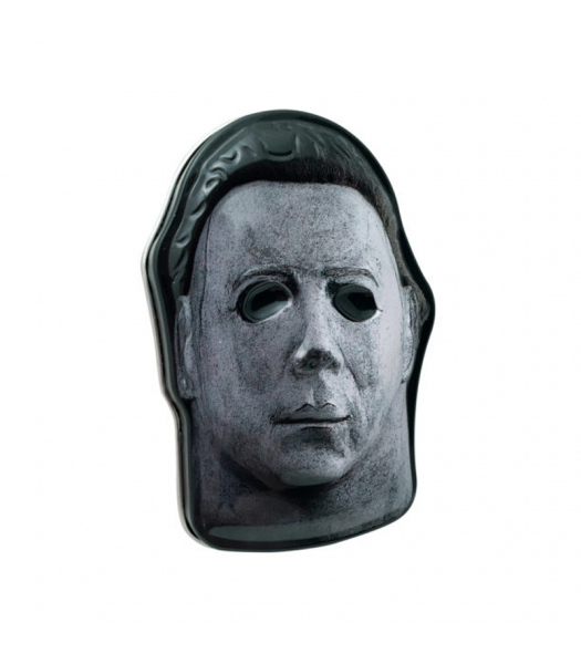 Halloween II Mask Slasher Sours Candy Tin - 0.8oz (22g) Sweets and Candy Boston America