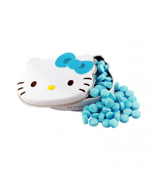 Hello Kitty Sours - 0.7oz (19.8g) Sweets and Candy Boston America