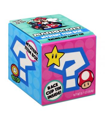 Nintendo Mario Kart Mystery Box - 0.7oz (19.8g) Sweets and Candy Boston America