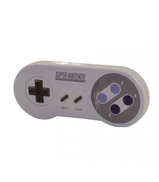 Nintendo SNES Controller Sours Tin  - 1.5oz (42.5g) Sweets and Candy Boston America
