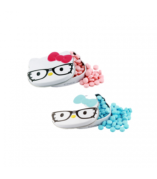 Hello Kitty Nerd Sours 0.7oz (19.8g) Sweets and Candy Boston America