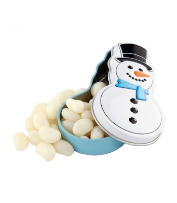Snowman Poop Jelly Beans 1.3oz (36.8g) Novelty Candy