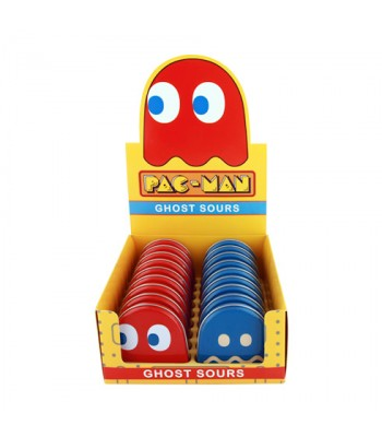 Pac-Man Ghost Sours 1oz (28.3g) Sweets and Candy Boston America