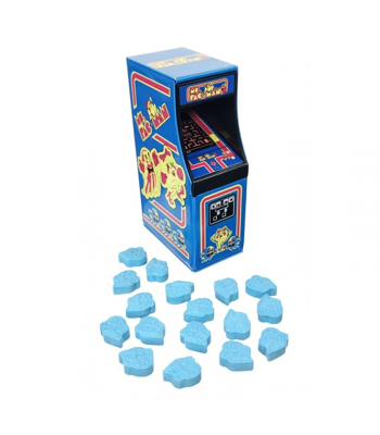 Ms. Pac-Man Arcade Candy Tin 0.6oz (17g) Sweets and Candy Boston America