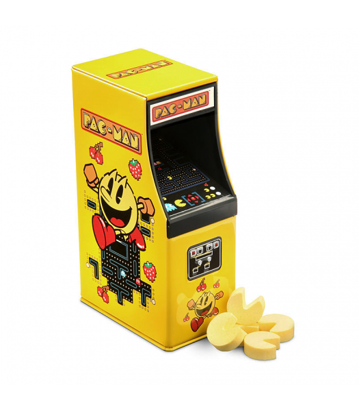Pac-Man Arcade Candy Tin 0.6oz (17g) Sweets and Candy Boston America