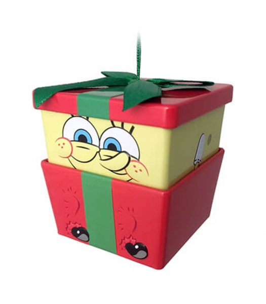 Spongebob Gift Surprise Bubble Gum Tin - 1.8oz (51g) Sweets and Candy