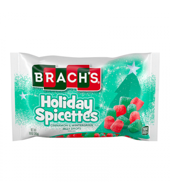 Brach's Holiday Spicettes Bag - 10oz (283g) Sweets and Candy Brach's